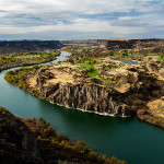 Snake River Canyon-Twin-Falls