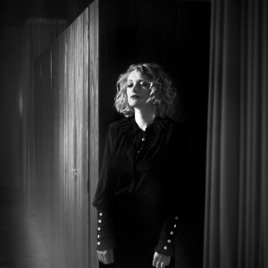 Alison Goldfrapp. She makes me want to be where she is.