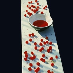 Cherry juice or blood - what will life serve you?