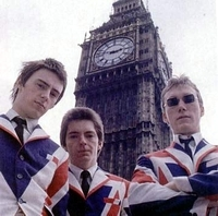 Mod lads, The Jam.