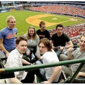 NOT PRECIOUS - BELLE & SEBASTIAN AT METS GAME