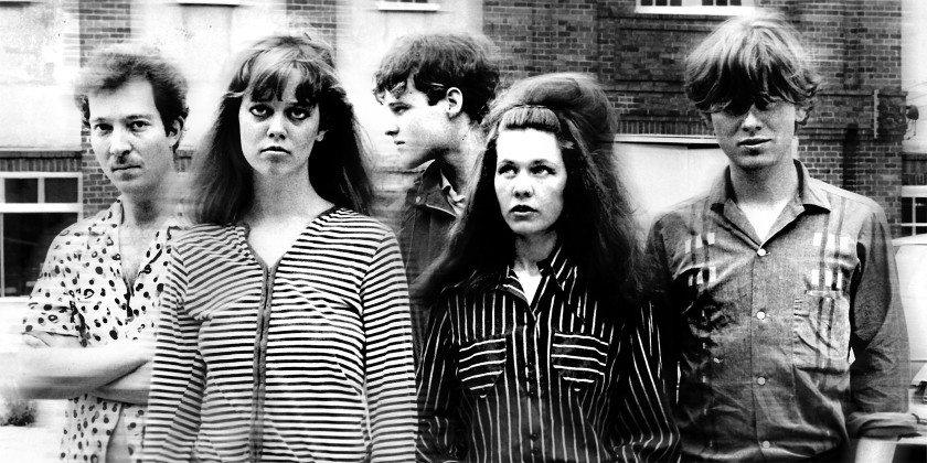 SO COOL. THE B-52s.