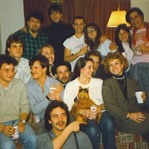 MY FRIENDS - 1987.