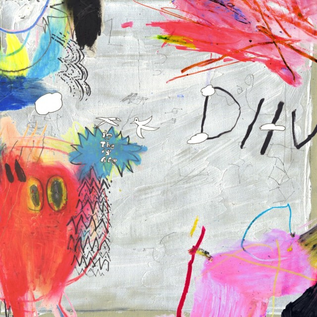 IS THE IS ARE 2016 DIIV