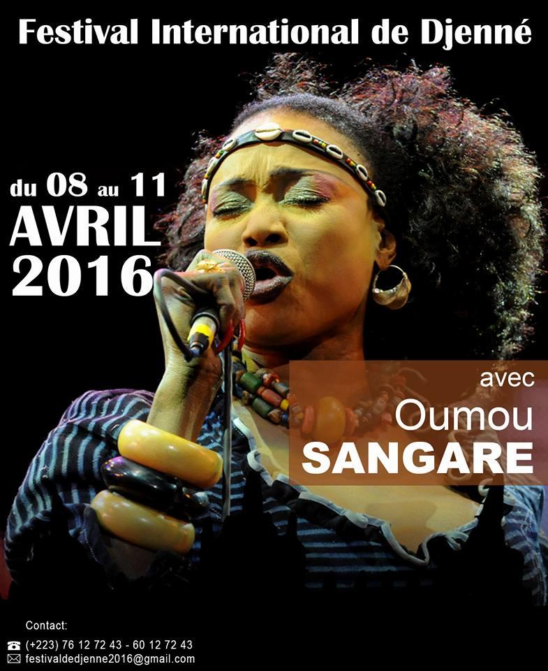 Festival International de Djenne.