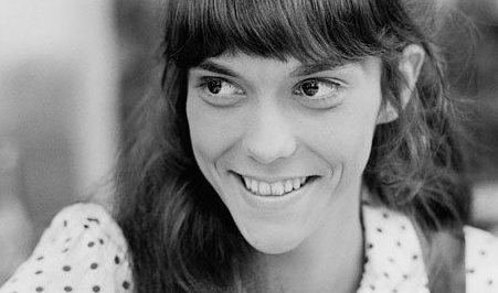 Karen Carpenter - beautiful sincerity.