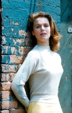 Or, maybe she looked like Lee Remick, another favorite of Phil's.