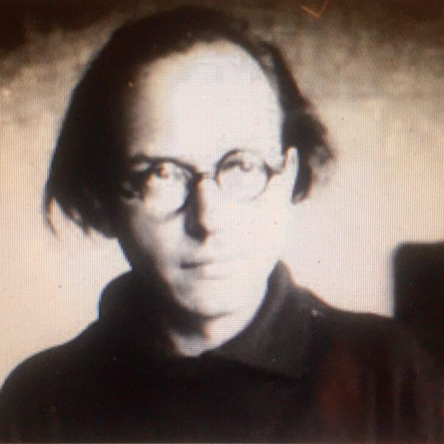 Olivier Messiaen.